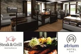 KONKURS ! Do wygrania vouchery do restauracji Steak & Grill w hotelu Atrium [ROZSTRZYGNIĘTY]