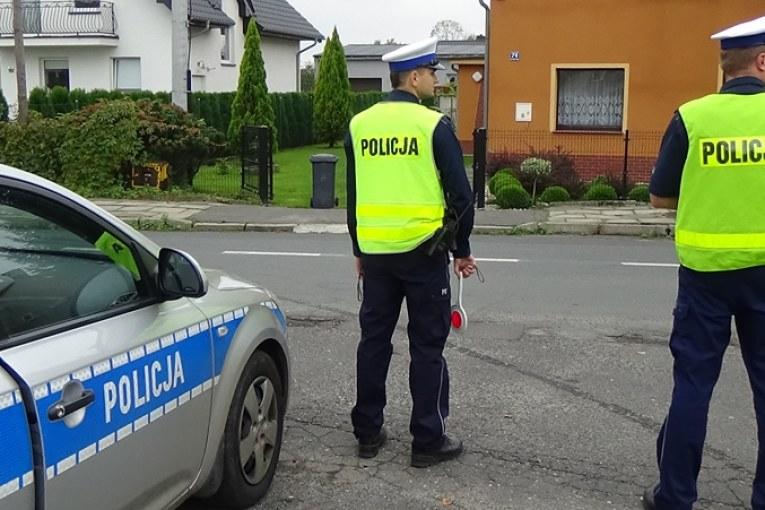 Brzeg: Policjant po służbie zatrzymał nietrzeźwego kierowcę ciężarówki