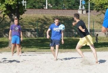 Oranje Plaży nadal mistrzem Beach Soccera