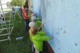 Oczyma Graffiti 2015: Kosmos na Słowiańskiej