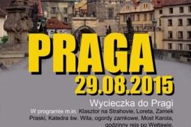 Wycieczka do Pragi z Punktem Informacji Turystycznej w Brzegu.