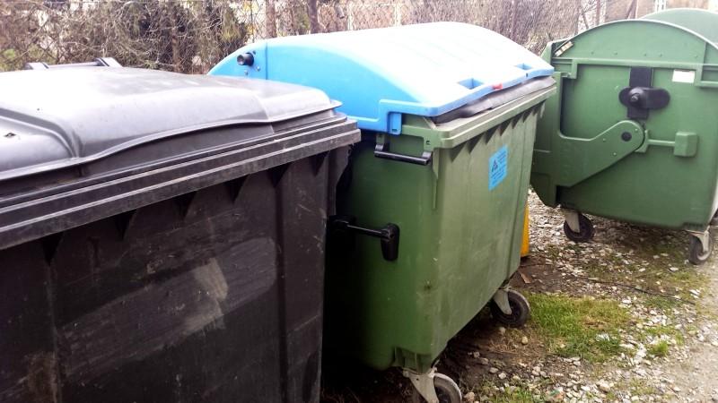 segregowanie śmieci