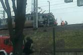 Tragedia w Brzegu. Mężczyzna zginął pod kołami pociągu