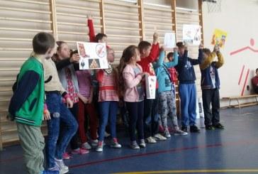 Międzyklasowy konkurs w Publicznej Szkole Podstawowej w Czepielowicach