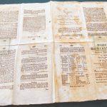 Numer tygodnika Briegisches Wochenblatt z 4 sierpnia 1798 r.