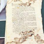 Tzw. wypełniacz 50 egzemplarzy ogłoszenia wyborów z 19 czerwca 1821 r.