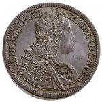 Talar Karola VI 1725 r. (awers)
