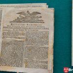 Numer Berlińskich Wiadomości o sprawach państwa i nauki z 2.11.1822 r