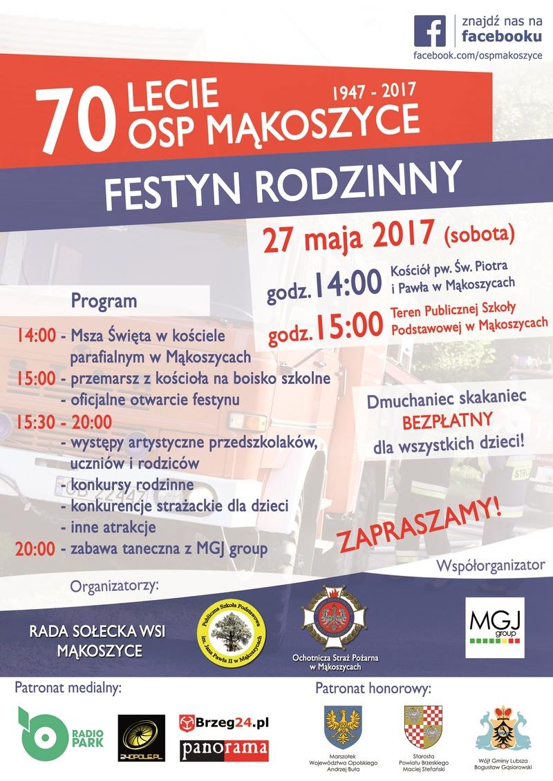 PLAKAT 70LECIE OSP (Kopiowanie)