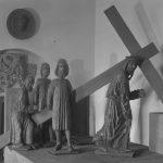 Grupa Droga na Golgotę w Muzeum Zamkowym, po 1930 r. (fot. zb. prywatne)
