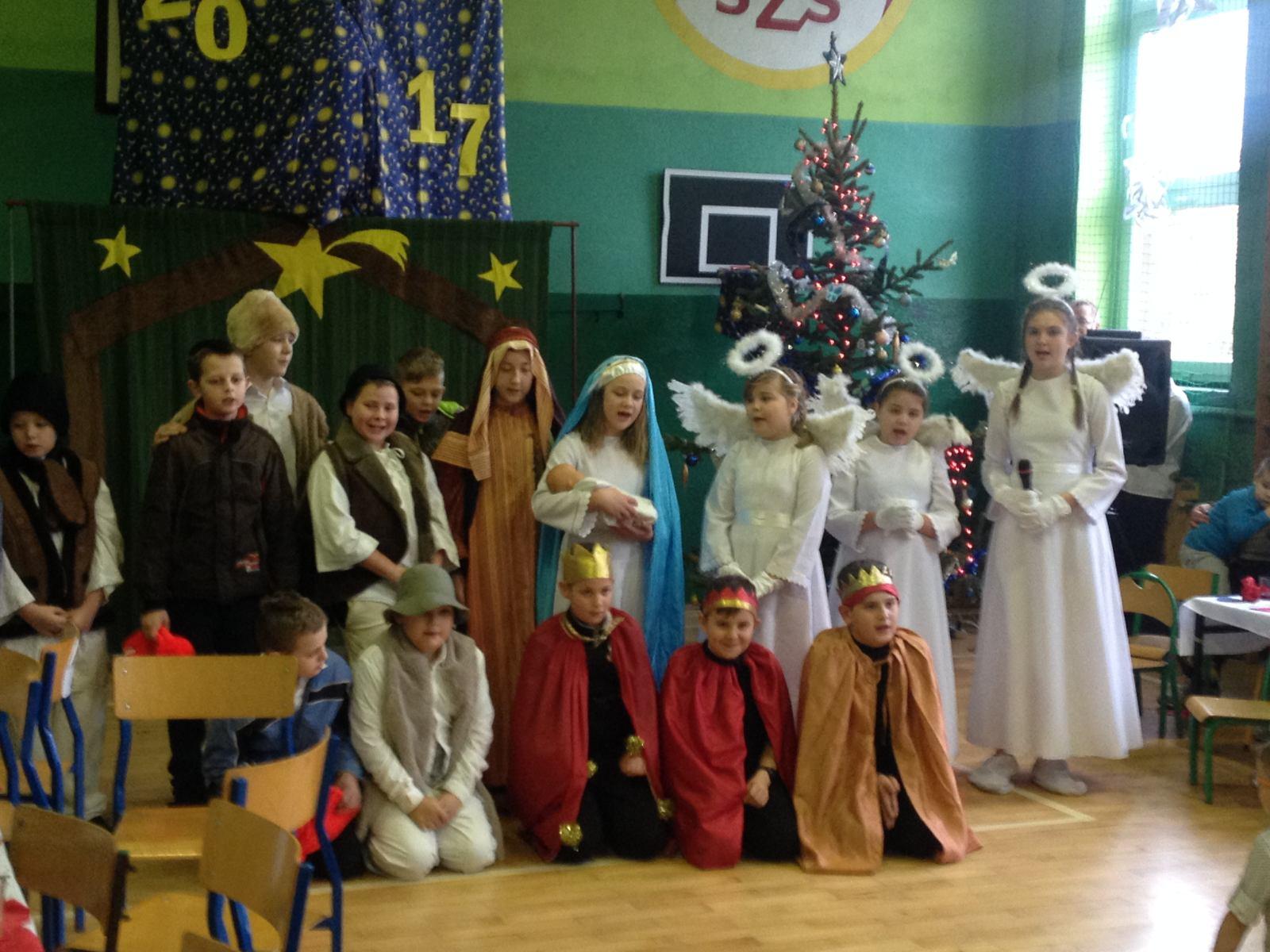 2017 Urodziny Jezusa Chrystusa W Psp Jankowice Wlk