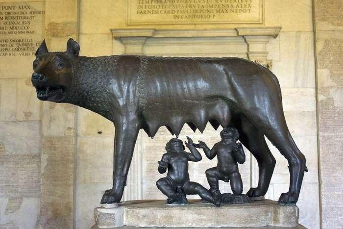Urodziny Rzymu, czyli Parilia