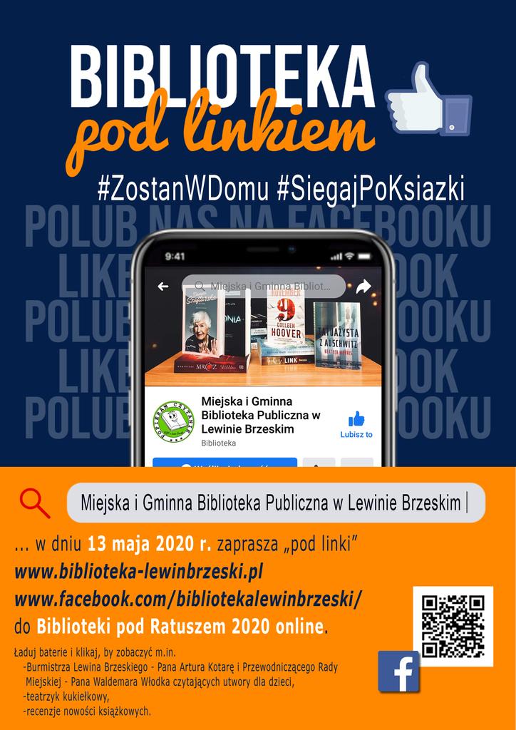 Biblioteka pod Ratuszem 2020 online