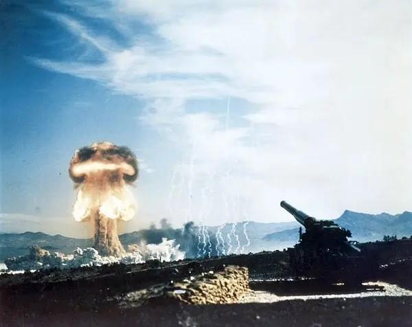 Poligon atomowy w USA