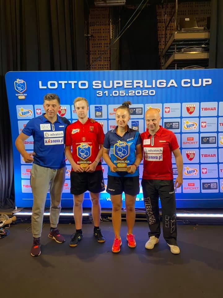 Natalia Bajor wygrała bardzo nietypowy turniej zorganizowany w studiu TVP