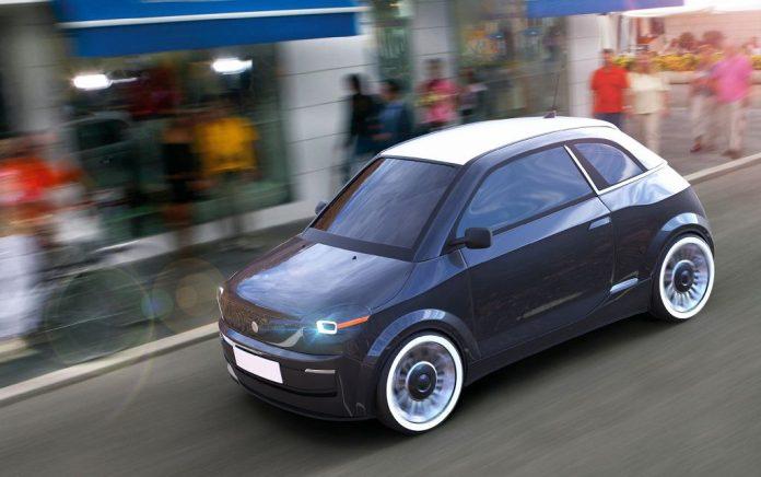 polski e-samochód