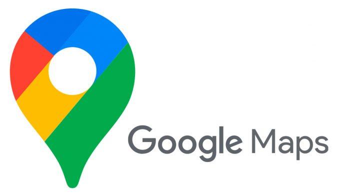 Mapy Google logo