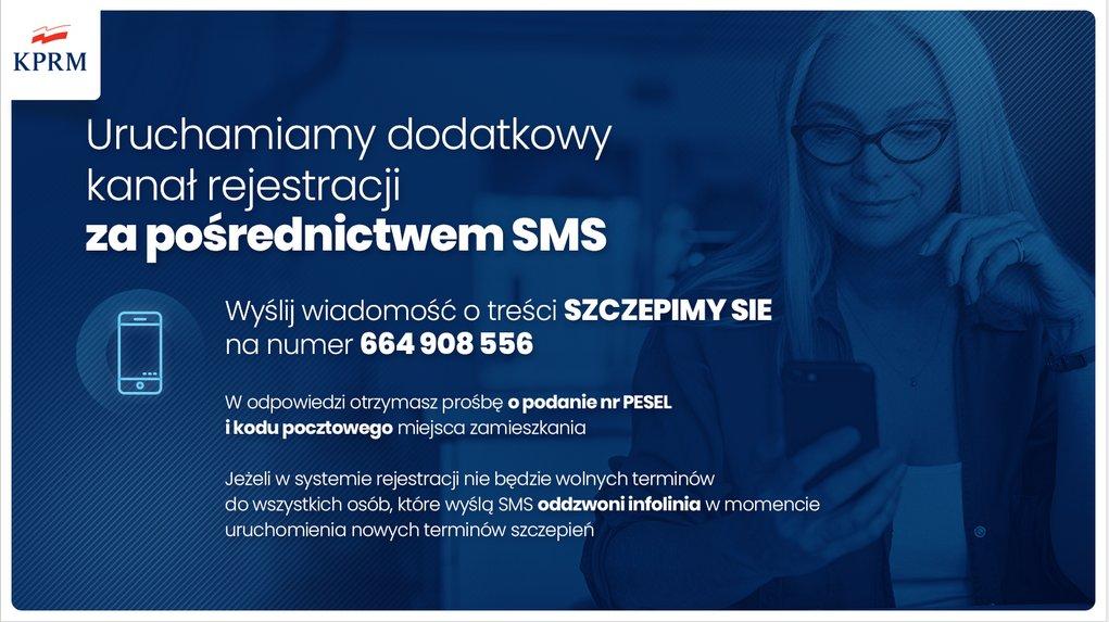 szczepienie covid-19 sms